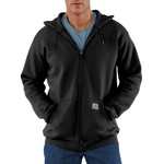 Carhartt Men�s Midweight Hooded Zip-Front Sweatshirt K12200